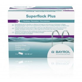Superflock Plus Bayrol 1kg - floculant