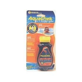 Aquachek Orange 3 en 1 Oxygène actif