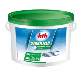 HTH Stabilizer 3kg - Stabilisant du chlore