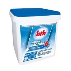 HTH Maxitab Action 6 en 5kg - chlore multifonction