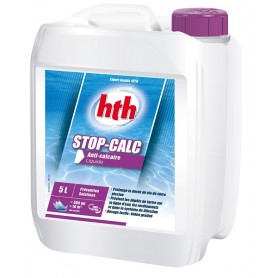 HTH Stop-Calc 5L - Liquide anticalcaire