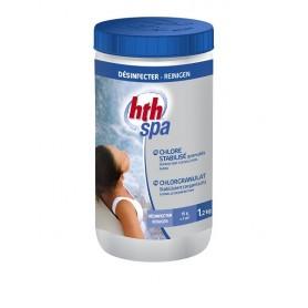 HTH Spa Chlorgranulat stabilisiert 1,2kg - chlore spa