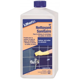 Lithofin KF Nettoyant sanitaire 1l