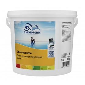 Brome 5kg en tablettes de 20g Chemoform