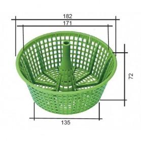 Panier de skimmer MTS vert V10 / V20 / VS30