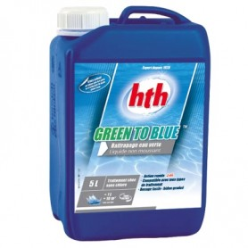 HTH Green to Blue 5L - Anti algues