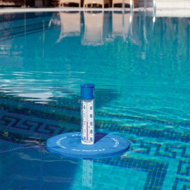 Thermomètre piscine Duo Double fonction
