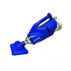 Robot aspirateur à batterie rechargeable CATFISH pour piscine hors sol et spa
