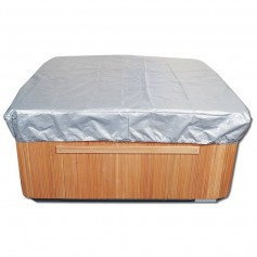 Housse de protection de couverture de spa 2,4x2,4m