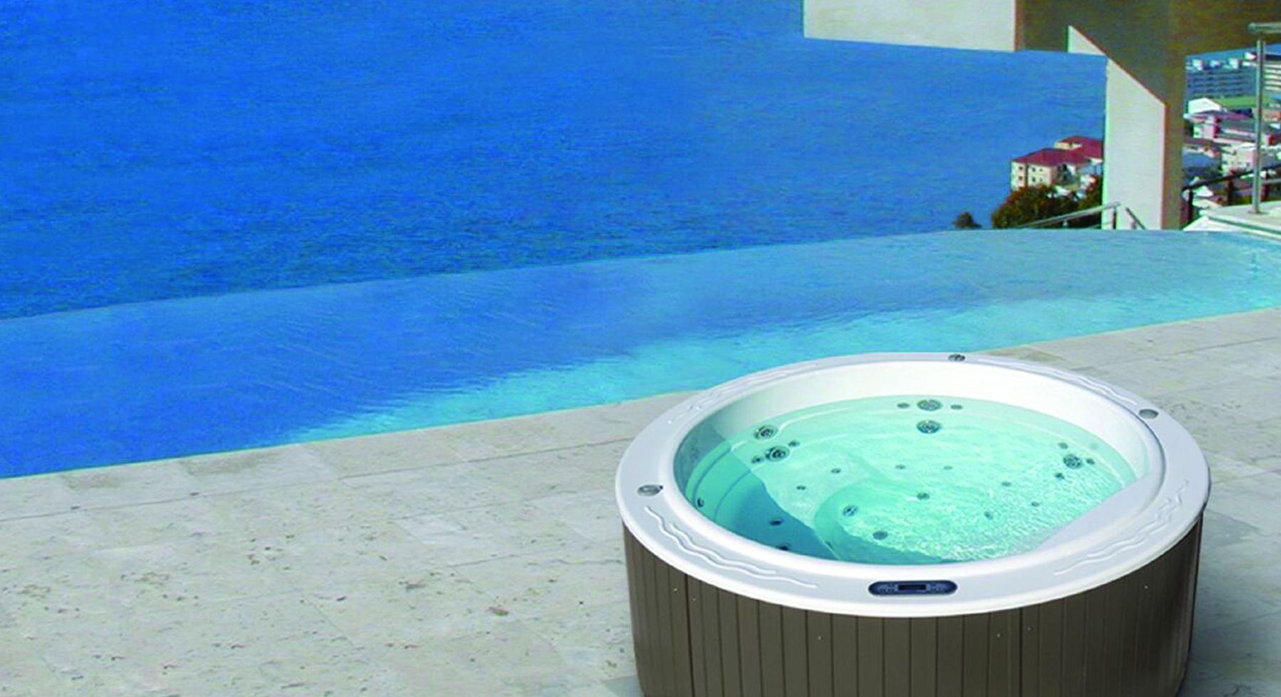 Spa Sundown gamme Aqualife