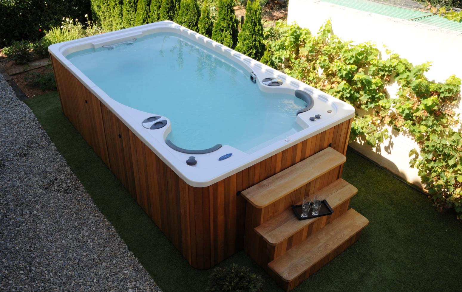 Spa de nage Hydropool 14 FX Aquasport